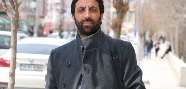 Photograph of Oktay Candemir