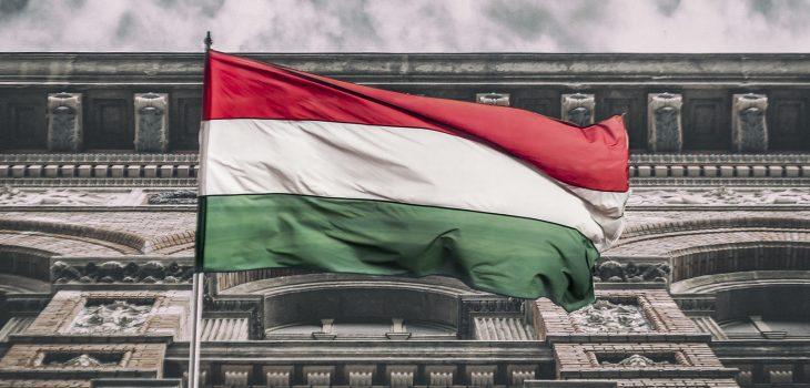 Photo of Hungarian flag