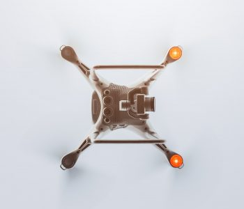 Photo of a drone