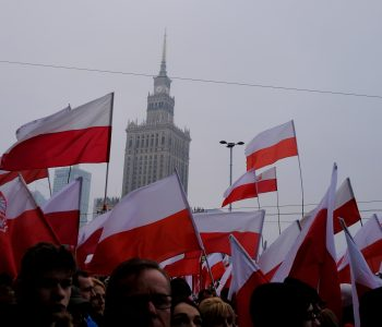 Polish Protest - Photo Credit: Konrad Lembcke