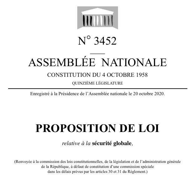 screenshot of proposed amendment