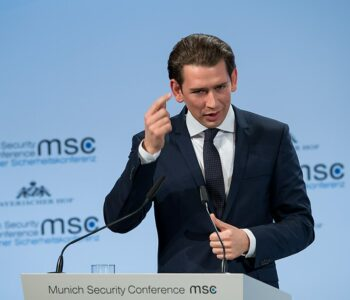Photo of Sebastian Kurz