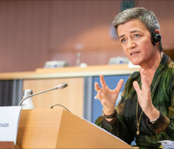 Photo of Margrethe Vestager
