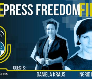 Promo for IPI Podcast episode