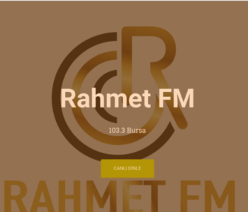Rahmet FM screenshot