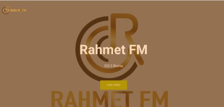 Rahmet FM screenshot
