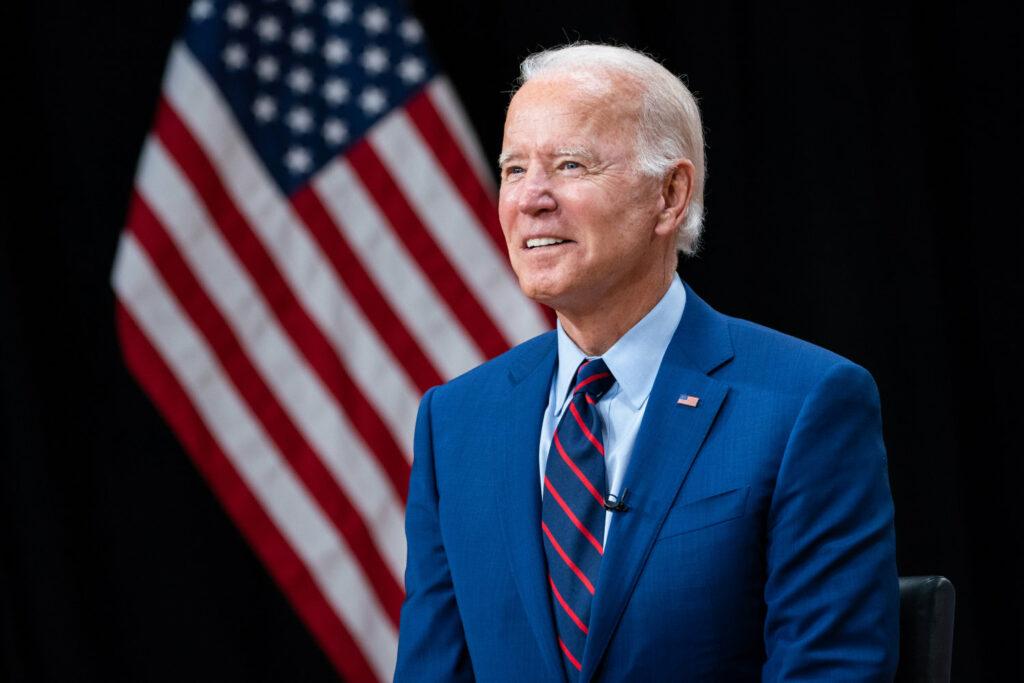 President of the United States Joe Biden Photo: The White House